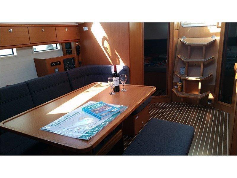 Bavaria Cruiser 46 C (Casino Royale) Plan image - 3
