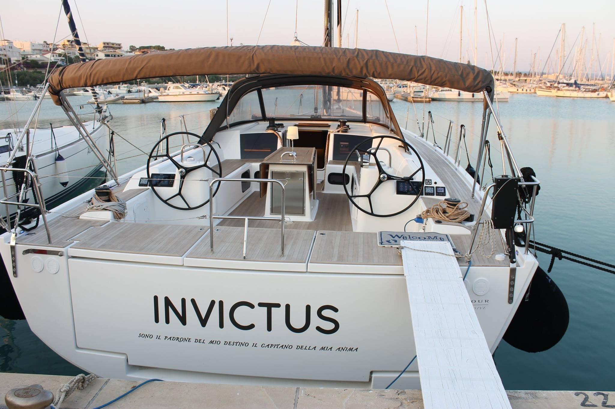 Dufour 56 Exclusive (INVICTUS)  - 16