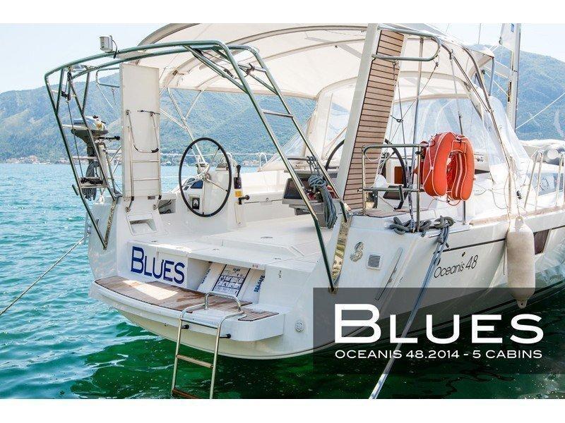 Oceanis 48 (5 cabins) (Blues) Main image - 0