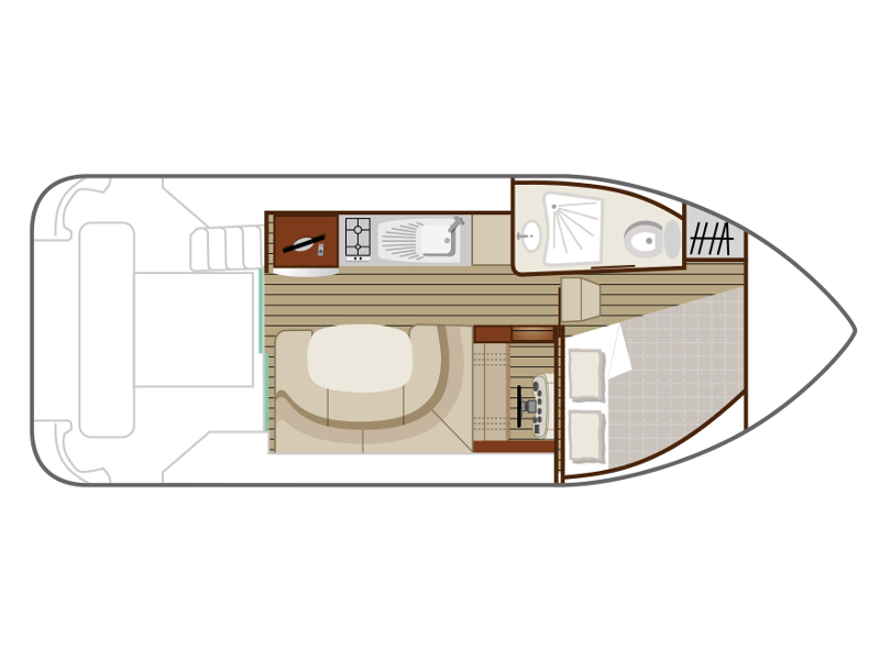 Estivale Duo (CHEMILLY ) Plan image - 2