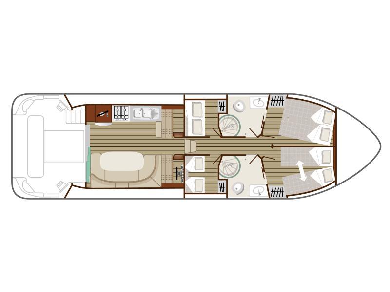 Estivale Octo (TARA ) Plan image - 1