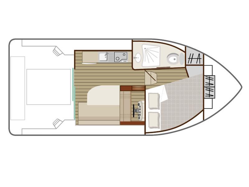 Sedan Primo (COLIBRI) Plan image - 2