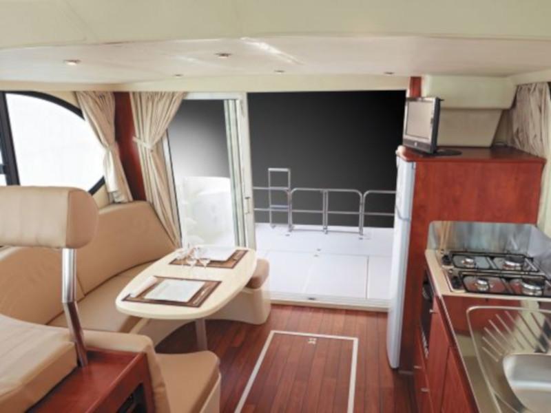 Estivale Quattro S (SAINT LOUIS) Interior image - 2