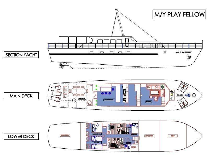 Gulet (Play Fellow) Plan image - 53