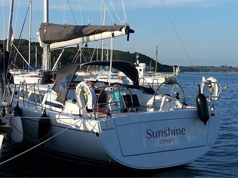 Hanse 345 (SunShine) Main image - 0