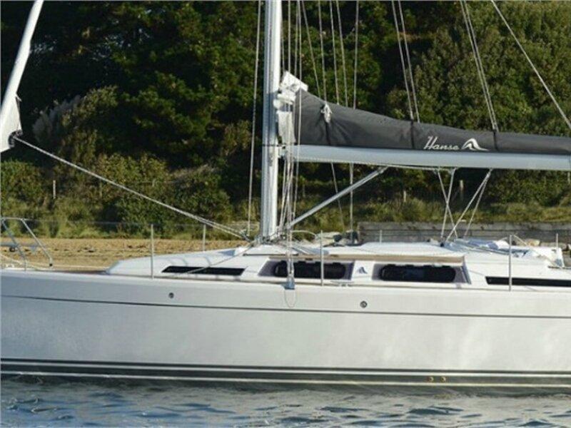 Hanse 345 (SunShine)  - 7