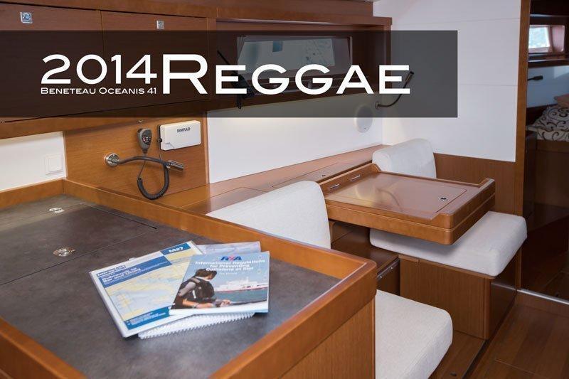Oceanis 41 (Reggae)  - 2