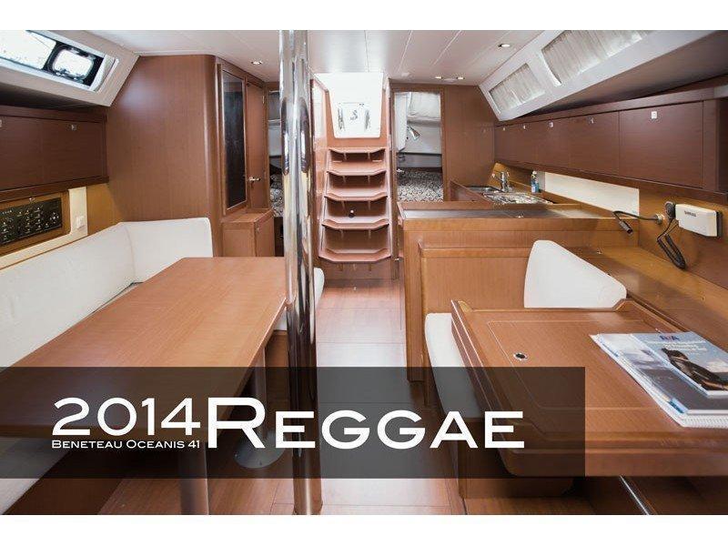 Oceanis 41 (Reggae) Interior image - 1