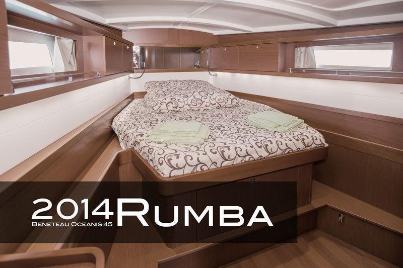 Oceanis 45 (3 cabins) (Rumba)  - 10