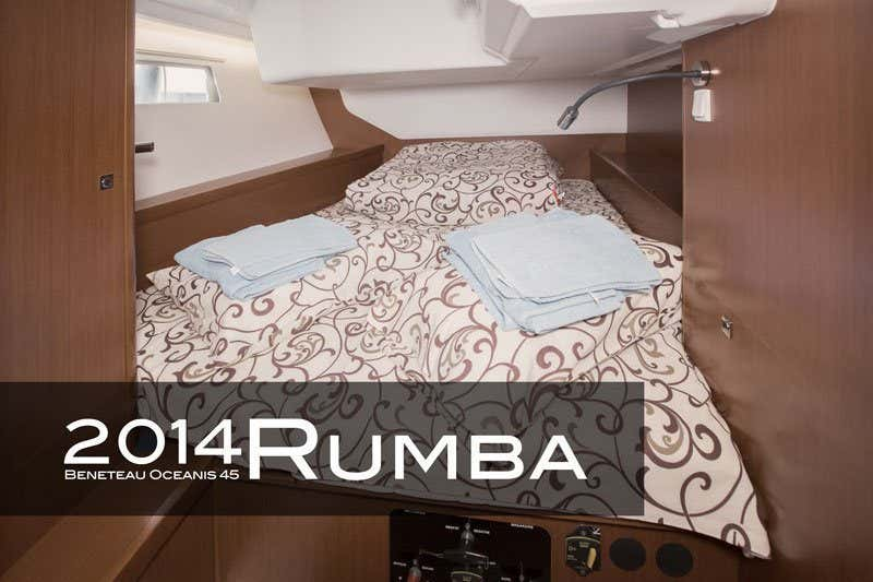Oceanis 45 (3 cabins) (Rumba)  - 9