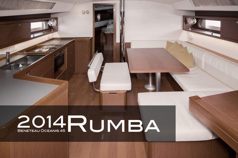 Oceanis 45 (3 cabins) (Rumba)  - 7