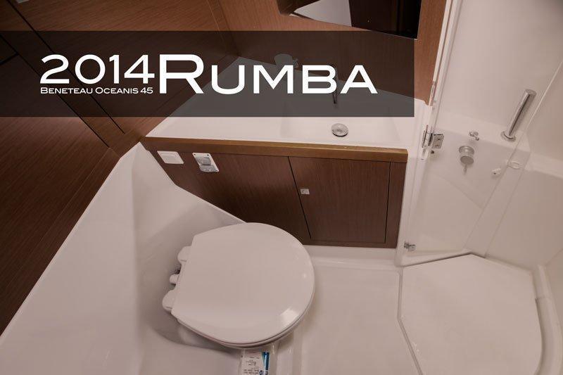 Oceanis 45 (3 cabins) (Rumba)  - 5
