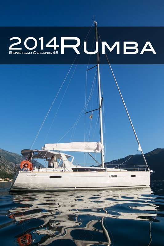 Oceanis 45 (3 cabins) (Rumba)  - 16