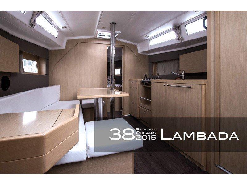 Oceanis 38 (3 cabins) (Lambada) Interior image - 3