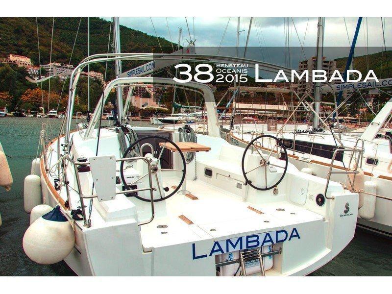 Oceanis 38 (3 cabins) (Lambada) Main image - 0