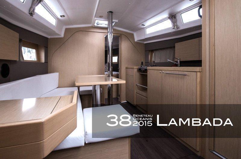 Oceanis 38 (3 cabins) (Lambada)  - 7