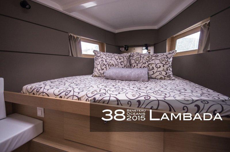 Oceanis 38 (3 cabins) (Lambada)  - 12