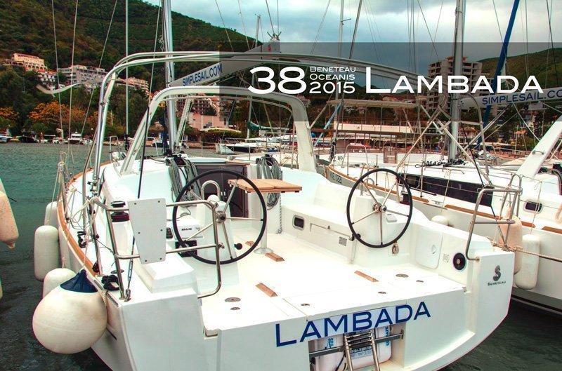 Oceanis 38 (3 cabins) (Lambada)  - 5