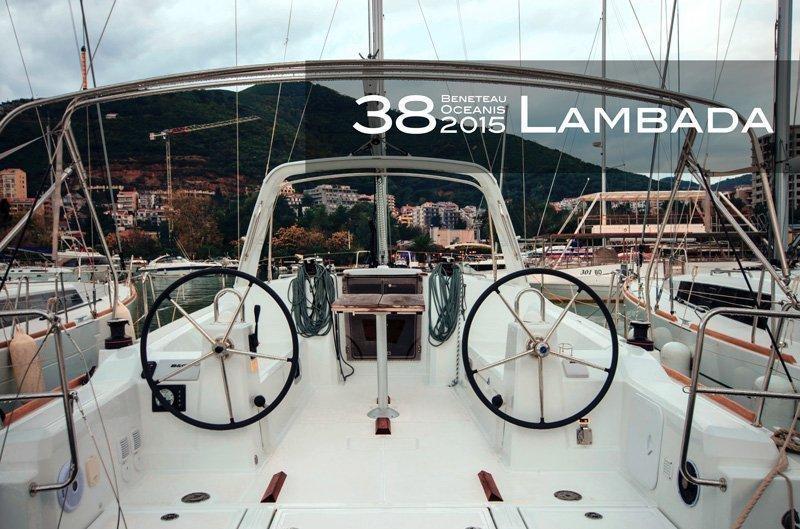 Oceanis 38 (3 cabins) (Lambada)  - 11