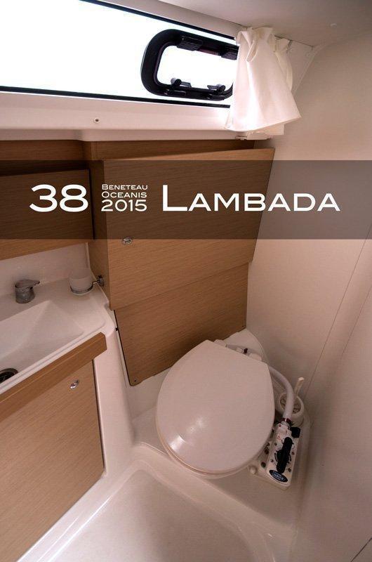 Oceanis 38 (3 cabins) (Lambada)  - 9