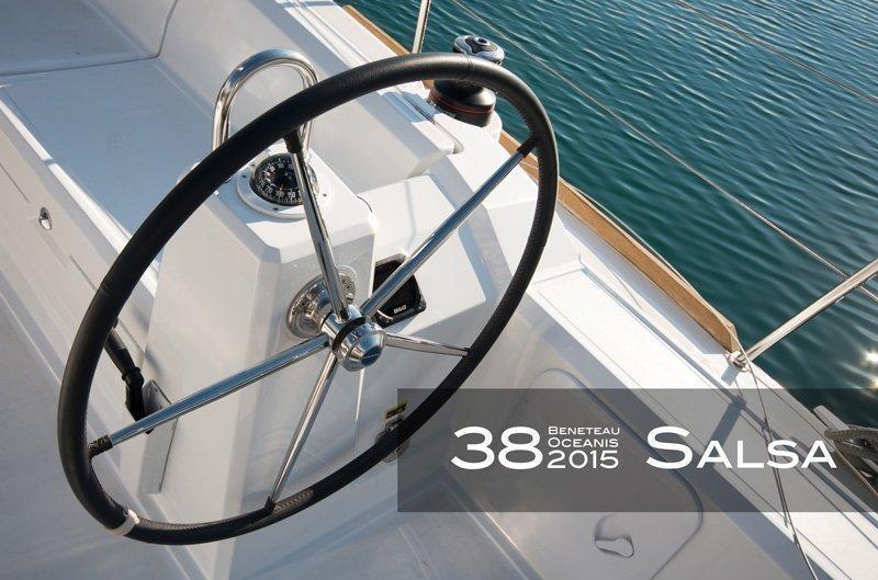 Oceanis 38 (3 cabins) (Salsa)  - 7