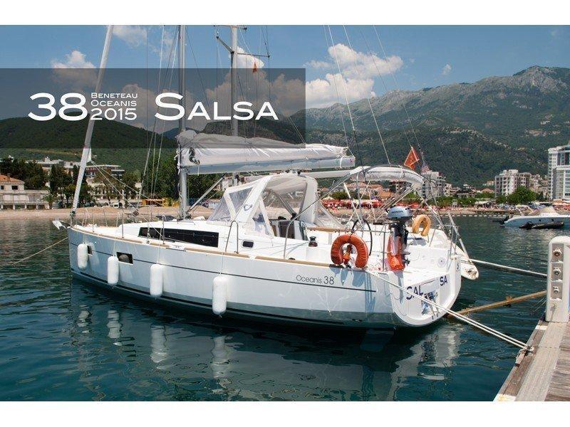 Oceanis 38 (3 cabins) (Salsa) Main image - 0