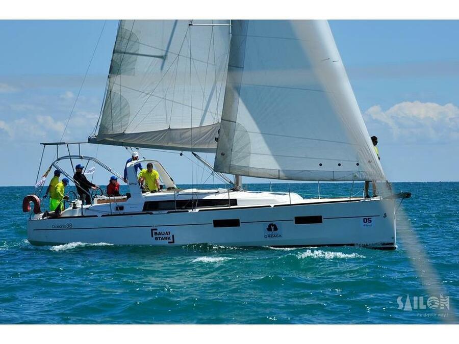 Oceanis 38 (Santa Monica) Main image - 0