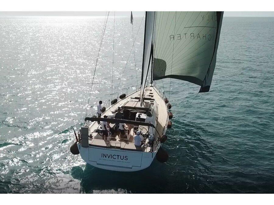 Dufour 56 Exclusive (INVICTUS) Main image - 0