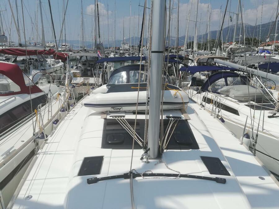 Dufour 460 Grand Large (Cetina)  - 1