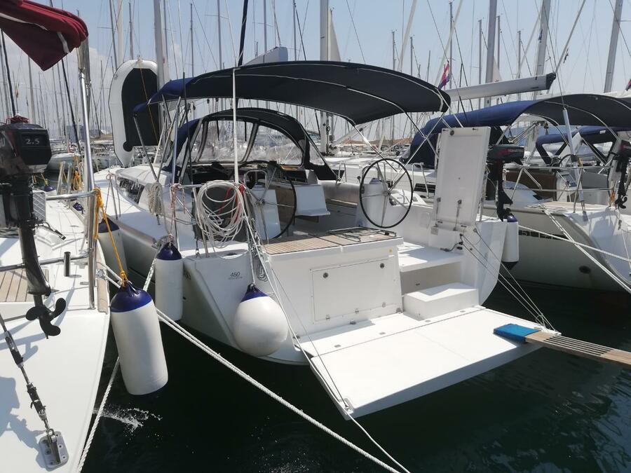 Dufour 460 Grand Large (Arba)  - 1
