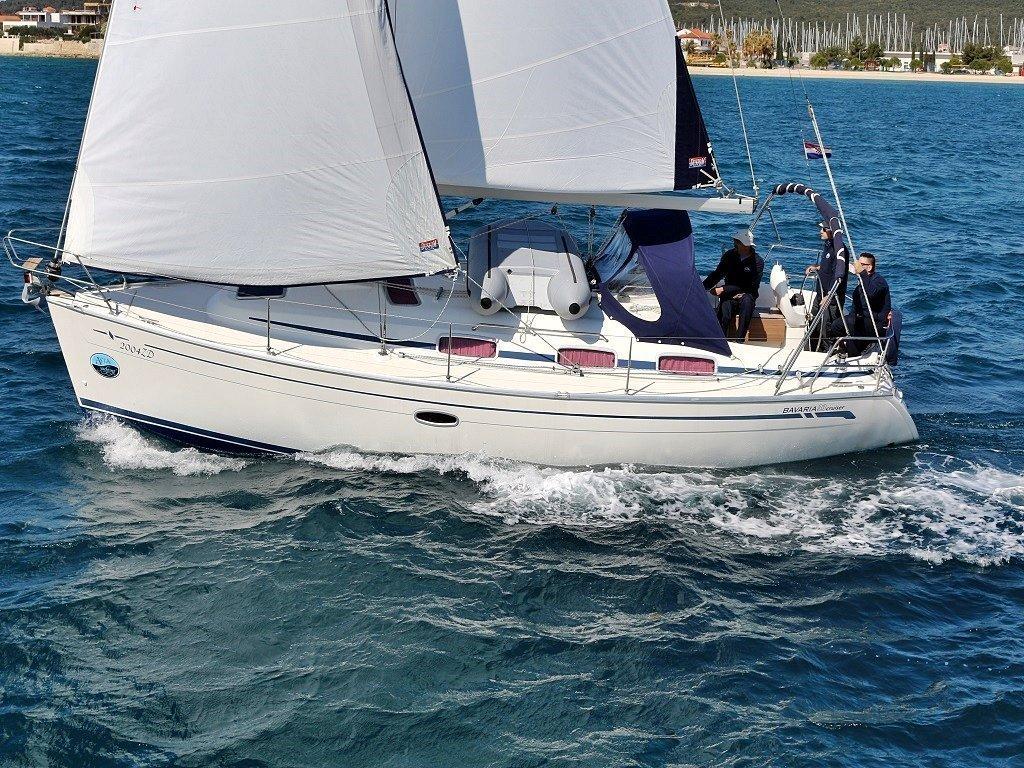 BAVARIA 33 C  (NADA) Main image - 0