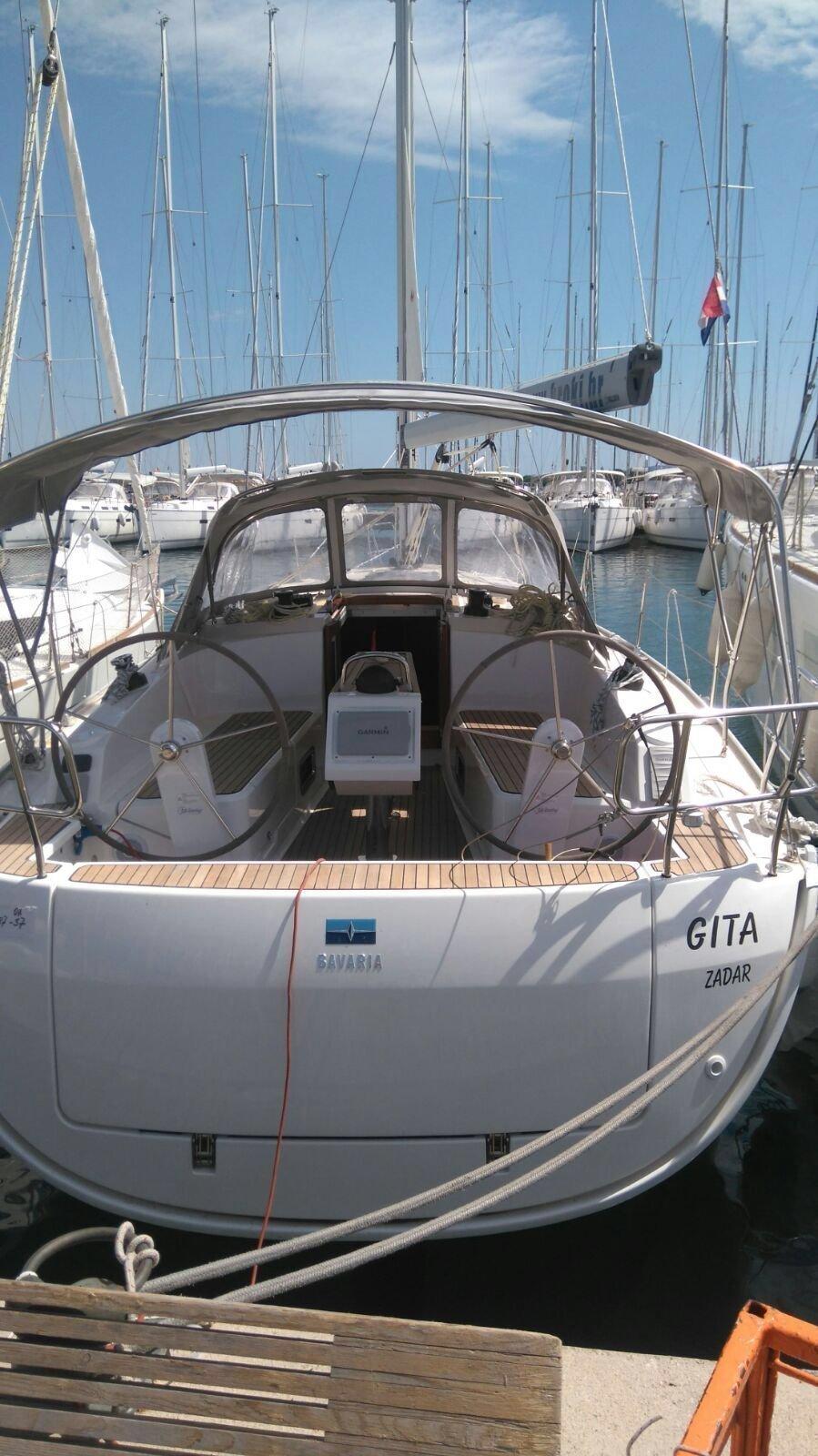 Bavaria Cruiser 37 (Gita)  - 16