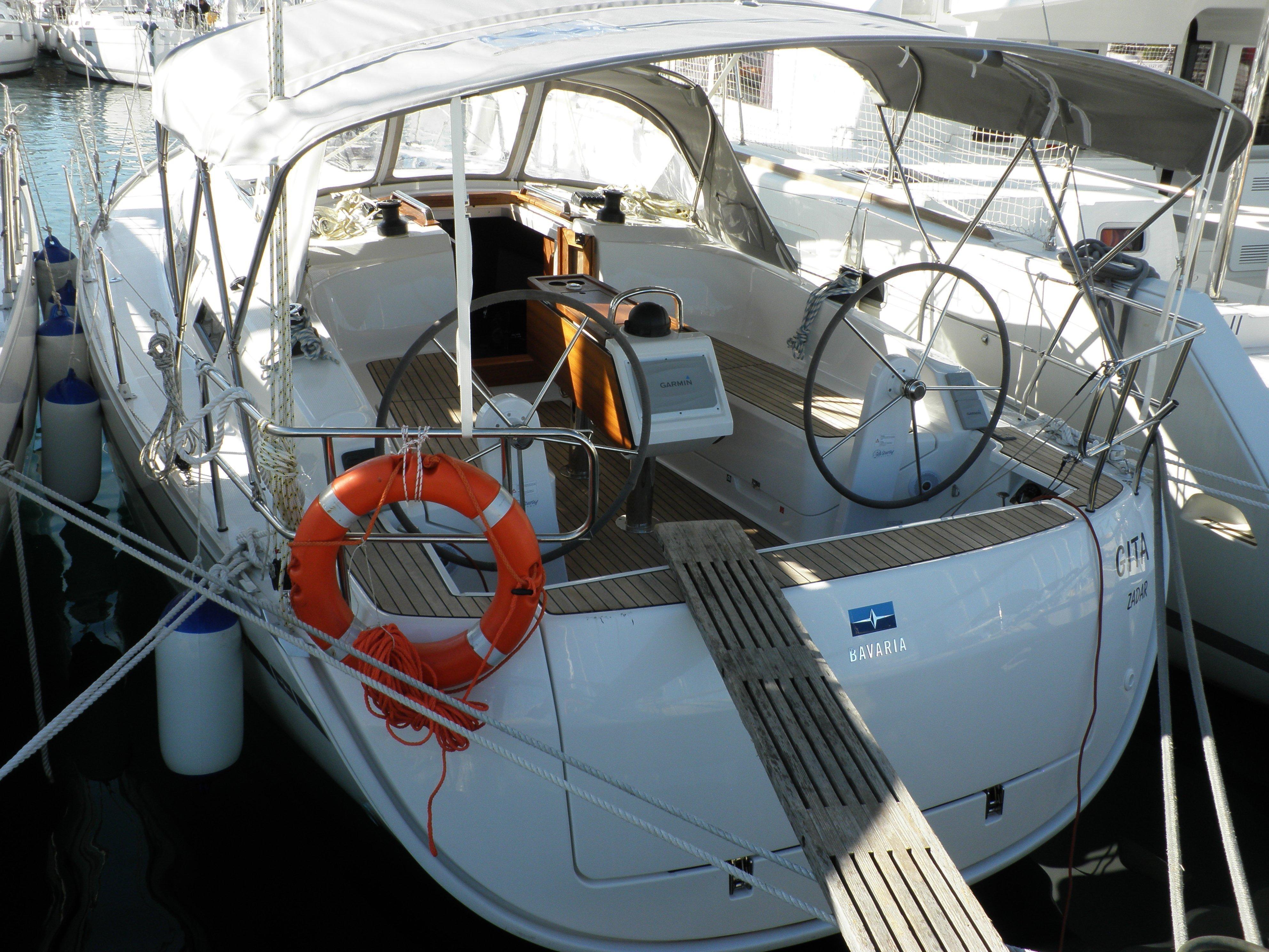 Bavaria Cruiser 37 (Gita)  - 5