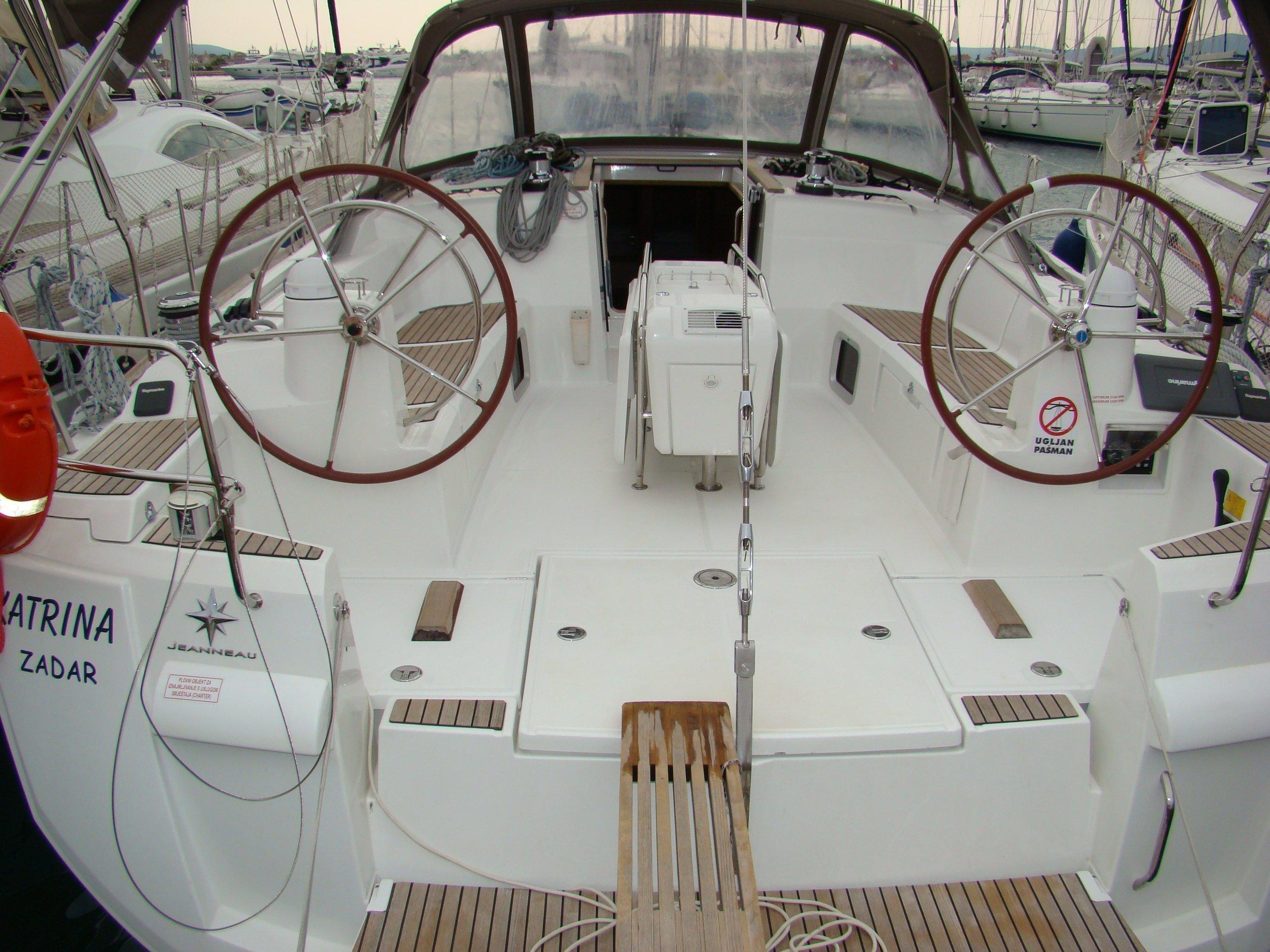 Sun Odyssey 509 (KATRINA)  - 3