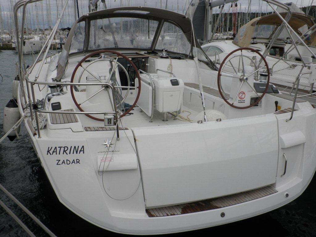 Sun Odyssey 509 (KATRINA)  - 20
