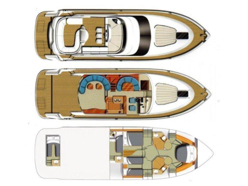 Sunquest 57 (Benas) Plan image - 4