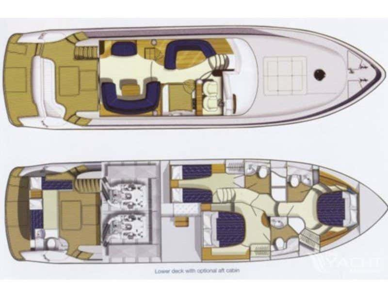 Princess 61 (Eduard) Plan image - 4