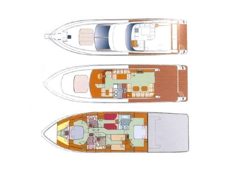 Astondoa 68 (My Furia IV) Plan image - 9