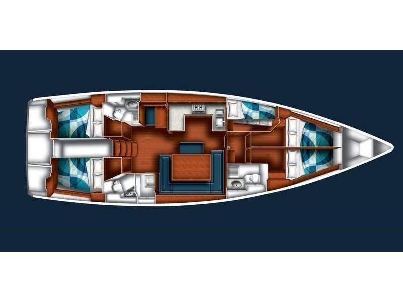 Bavaria Cruiser 50 (Altair) Main image - 103