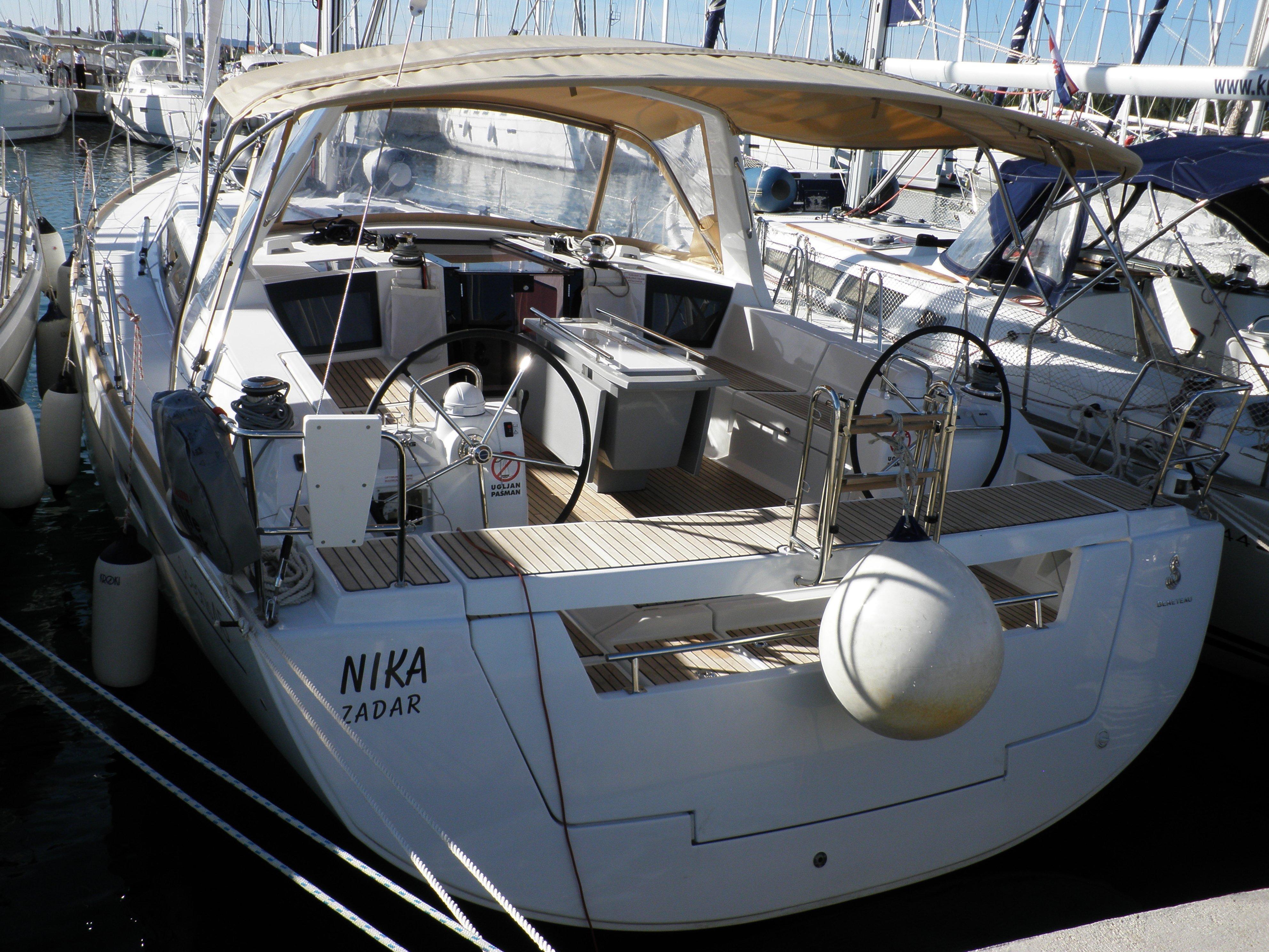 Oceanis 45- 4 cab (NIKA)  - 18