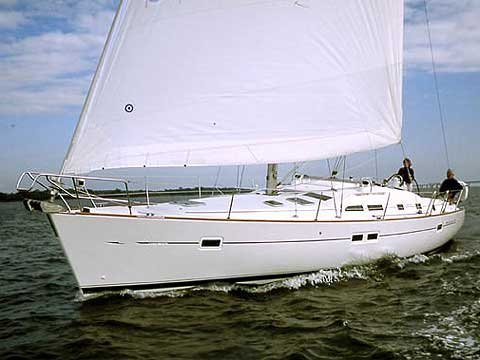 Oceanis 423 (Pegaso) Main image - 3