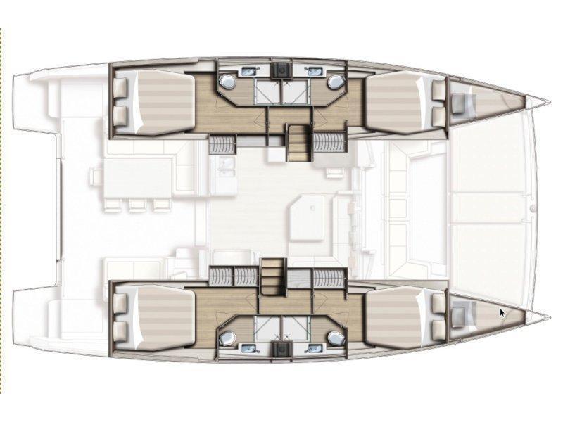 Bali 4.5 (Adria Nikita) Plan image - 23