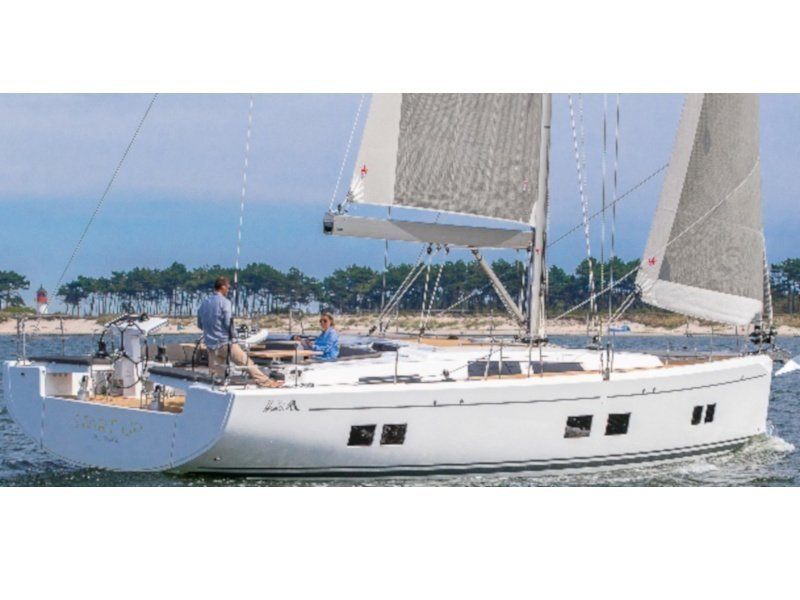 Hanse 548 (Marine Spirit Five) Main image - 0