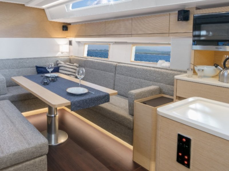 Hanse 548 (Marine Spirit Five) Interior image - 5