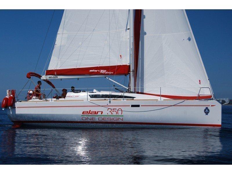 Elan 350 (Batana) Main image - 0