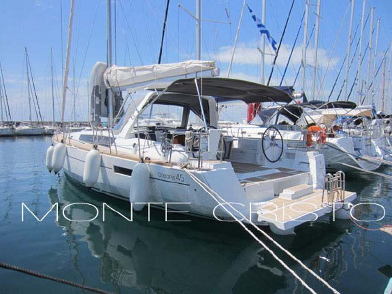 Oceanis 45 (Monte Cristo) Main image - 0