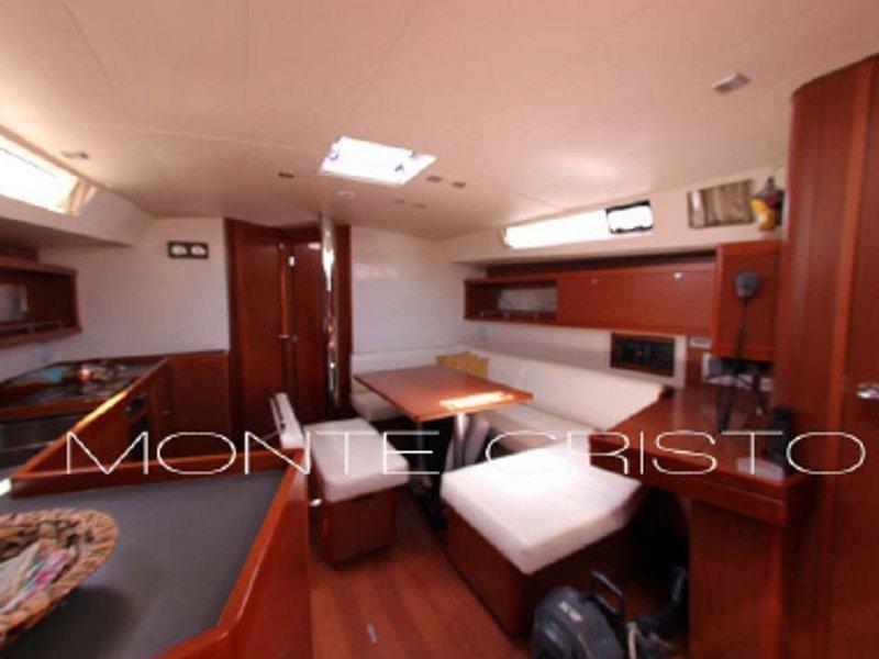 Oceanis 45 (Monte Cristo) Interior image - 7