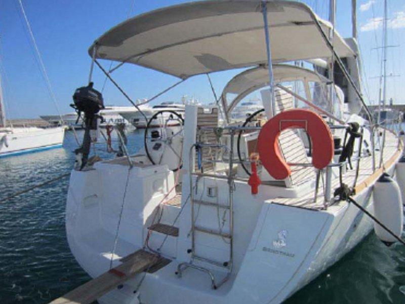 Oceanis 43 (Cote D'Azur)  - 10