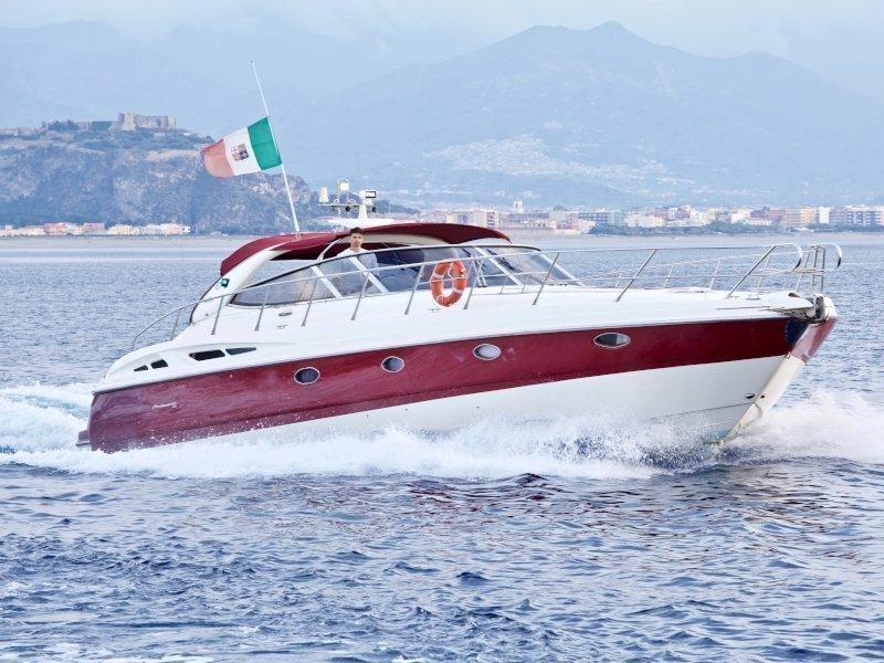 Cranchi Mediterranee 50 HT (Magia) Main image - 0