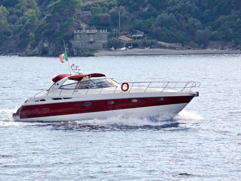 Cranchi Mediterranee 50 HT (Magia)  - 6